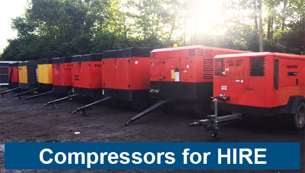 Compressors For Hire 2017